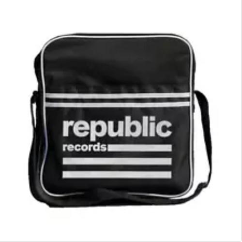 Rocksax - Republic Records - Zip Top - Vinyl Record Bag