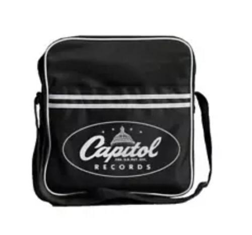 Rocksax - Capitol Records - Zip Top - Vinyl Record Bag