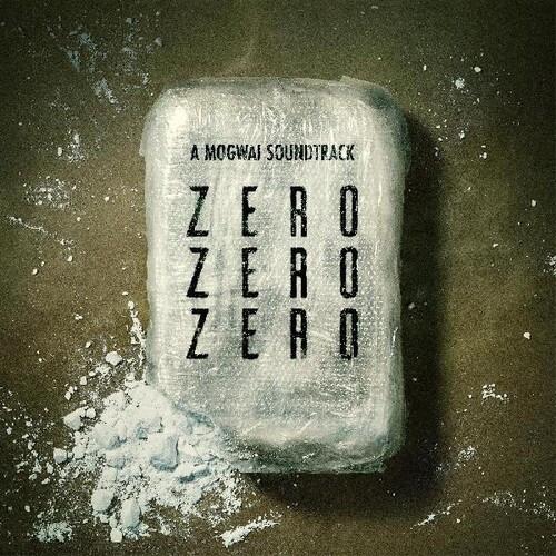 Mogwai - ZeroZeroZero Soundtrack (2 x Vinyl, LP, Album, Limited Edition, White)