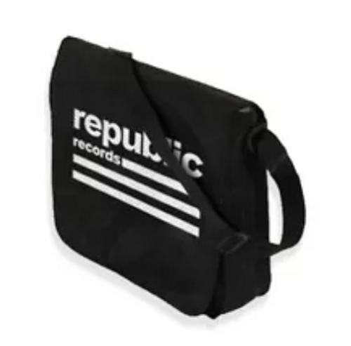 Rocksax - Republic Records - Flap Top - Vinyl Record Bag