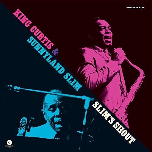 King Curtis & Sunnyland Slim - Slim's Shout (Vinyl, LP, Album, Limited Edition, 180g)