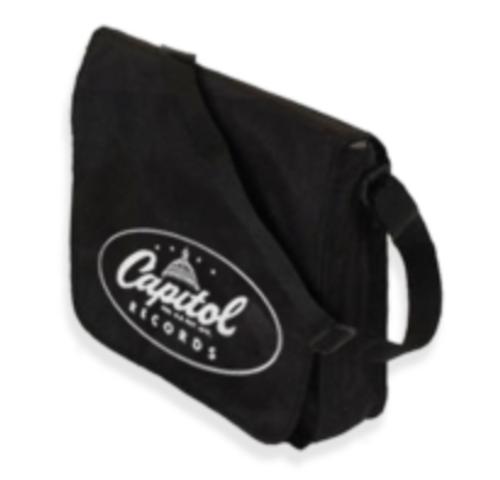 Rocksax - Capital Records - Flap Top - Vinyl Record Bag