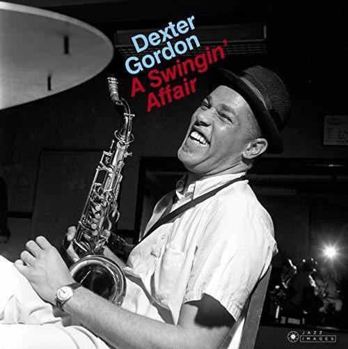 Dexter Gordon - A Swingin' Affair (Vinyl, LP, Album, Limited Edition, 180g)