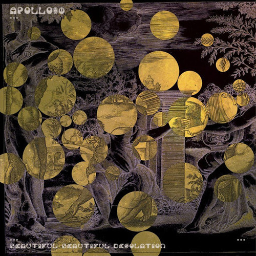 Apollo80 - Beautiful Beautiful Desolation (Vinyl, LP, Album, Limited Edition, Gold/Black)