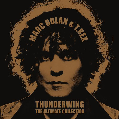 Marc Bolan & T. Rex - Thunderwing: The Ultimate Collection (Vinyl, LP, Compilation)