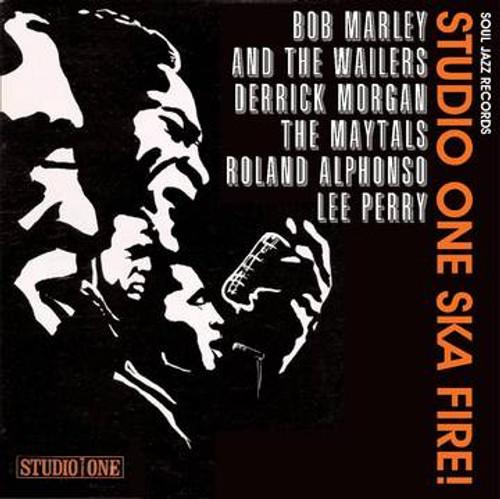 "RSD2021 Various Artists - Studio One Ska Fire! (5 x Vinyl, 7"" Singles, Limited Edition, Boxset)"