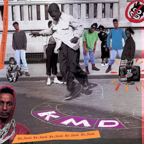 RSD2021 KMD - Mr. Hood (2 x Vinyl, LP, Album, Limited Edition, Tri-Colour)