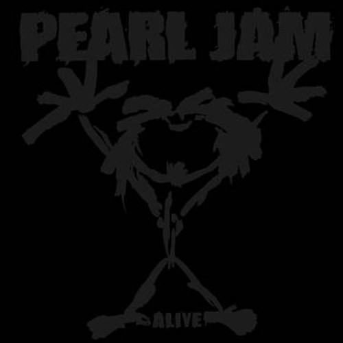 """RSD2021 Pearl Jam - Alive (Vinyl, 12"""" Single, Limited Edition, B-Side Etching)"""