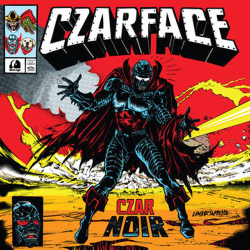 RSD2021 Czarface - Czar Noir (Vinyl, LP, Album, Limited Edition, Bonus Comic Book)