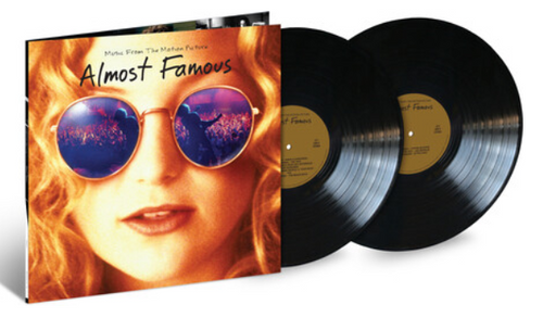Various – Almost Famous (Music From The Motion Picture).   ( 2 × Vinyl, LP, Album, Compilation)
