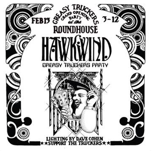 RSD2021 Hawkwind - Greasy Truckers Party (2 x Vinyl, LP, Album, Limited Edition)