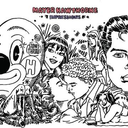 RSD2021 Mayer Hawthorne - Impressions (Vinyl, LP, Album, Limited Edition)