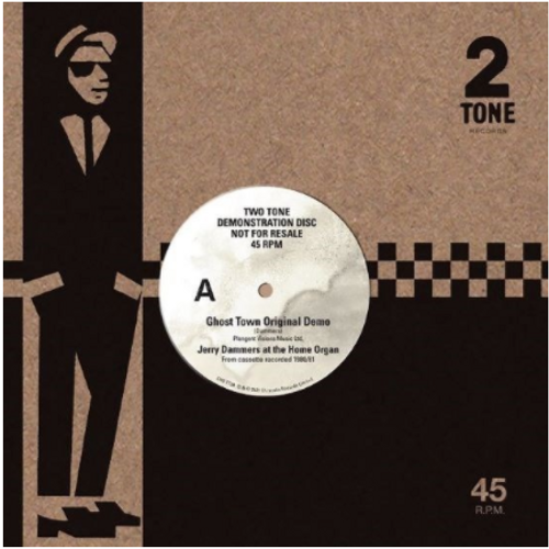 """RSD2021 Jerry Dammers - At The Home Organ: Demos 1980-82 (Vinyl, 10"""" Single, Limited Edition)"""