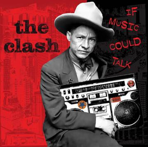 RSD2021 The Clash - If Music Could Talk (2 x Vinyl, LP, Album, Limited Edition)