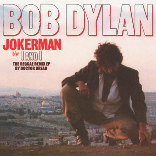"RSD2021 Bob Dylan - Jokerman/I And I Remixes (Vinyl, 12"" Single, Limited Edition)"