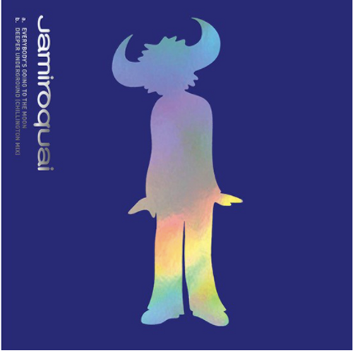 """RSD2021 Jamiroquai - Everybody's Going To The Moon (Vinyl, 12"""" Single, Limited Edition, 180g, Numbered)"""