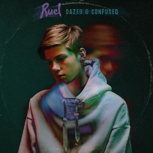 """RSD2021 Ruel - Dazed And Confused (Vinyl, 7"""" Single, Limited Edition, Transparent Green)"""
