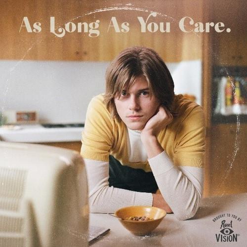 "RSD2021 Ruel - As Long As You Care (Vinyl, 7"" Single, Limited Edition, Transparent Orange)"