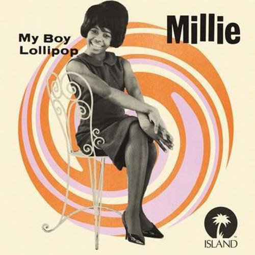"RSD2021 Millie Small - My Boy Lollipop (Vinyl, 7"" Single, Limited Edition"