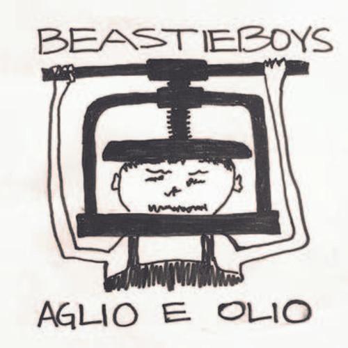 RSD2021 Beastie Boys - Aglio E Olio (Vinyl, LP, Album, Limited Edition, 180g, Clear)