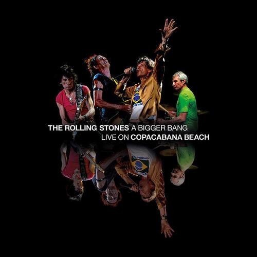 The Rolling Stones - A Bigger Bang: Live On Copacabana Beach (3 x Vinyl, LP, Album, 180g)
