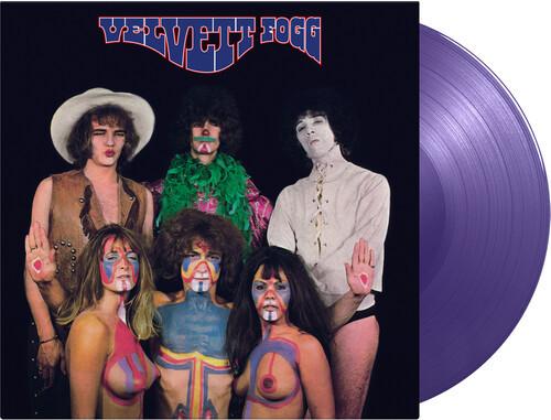 Velvett Frog - Velvett Frog (Vinyl, LP, Album, Limited Edition, Numbered, Purple)