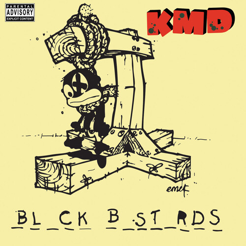 KMD - Black Bastards (2 x Vinyl, LP, Album)