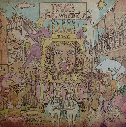 Dave Matthews Band - Big Whiskey And The GrooGrux King (2 x Vinyl, LP, Album)