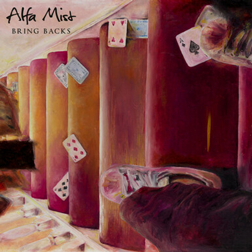Alfa Mist - Bring Backs (Vinyl, LP, Album, Limited Edition, Red)