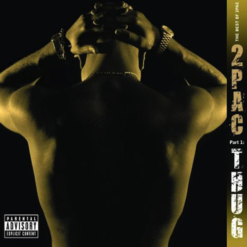2Pac - The Best Of 2Pac Part 1: Thug (2 x Vinyl, LP, Compilation)
