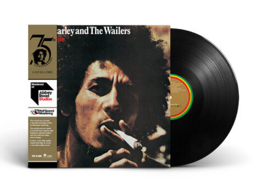 Bob Marley & The Wailers – Catch A Fire.    (Vinyl, LP, Album, Limited Edition, Half Speed Mastering)