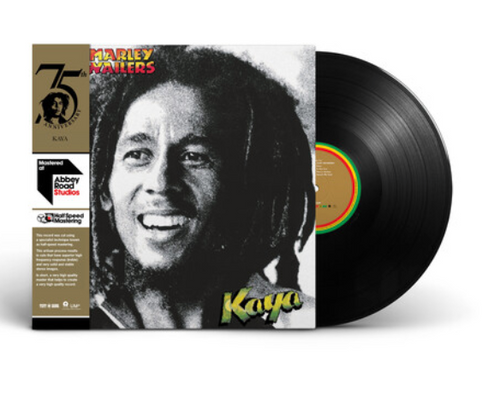 Bob Marley & The Wailers – Kaya.   (Vinyl, LP, Album, Limited Edition, Half Speed Mastering)