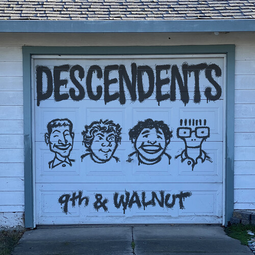 Descendents - 9th & Walnut (Vinyl, LP, Album)