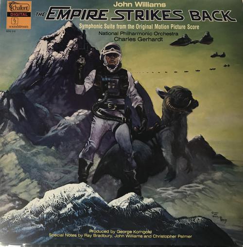 John Williams, National Philharmonic Orchestra, Charles Gerhardt - The Empire Strikes Back (Symphonic Suite from The Original Motion Picture Score) (Vinyl, LP, Album)