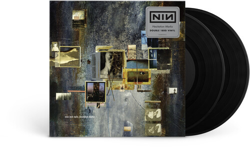 Nine Inch Nails - Hesitation Marks (2 x Vinyl, LP, Album, 180g)