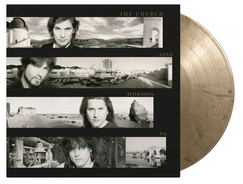 The Church - Gold Afternoon Fix (Vinyl, LP, Album, Limited Edition, Numbered, Gold/Black Marble, 180g)