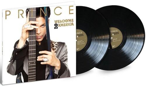 Prince - Welcome 2 America (2 x Vinyl, LP, Album, Side D Etching)