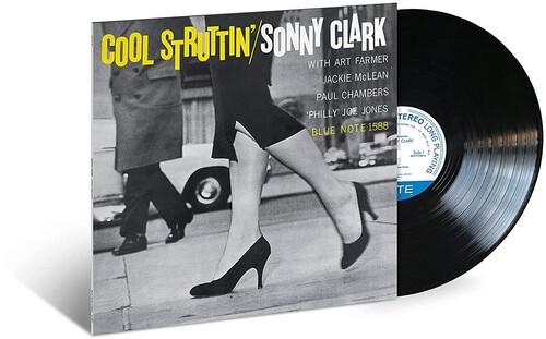 Sonny Clark - Cool Struttin' (Vinyl, LP, Album, Remastered, 180g)