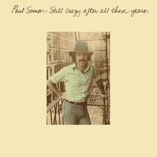 Paul Simon - Still Crazy After All These Years (Vinyl, LP, Album, 180g)