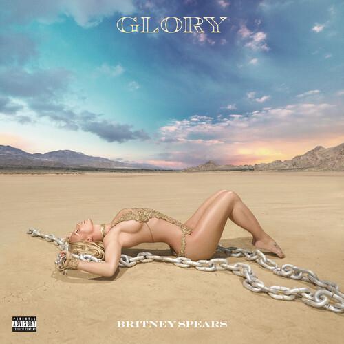 Britney Spears - Glory (2 x Vinyl, LP, Album, Deluxe Edition, Opaque White)