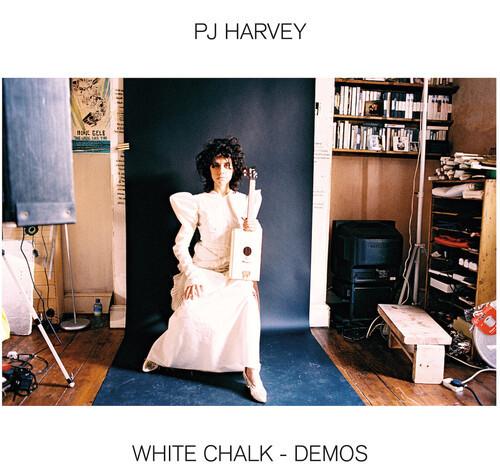 PJ Harvey – White Chalk Demos (Vinyl, LP, Album, 180g)