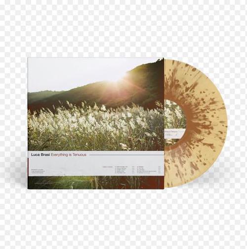 Luca Brasi - Everything Is Tenuous (Vinyl, LP, Album, Limited Edition, Beer With Brown Splatter)