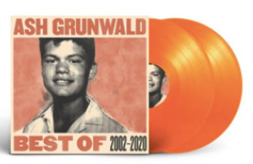 Ash Grunwald – Best of 2002 - 2020.   ( Vinyl, LP, Album, Orange Vinyl)
