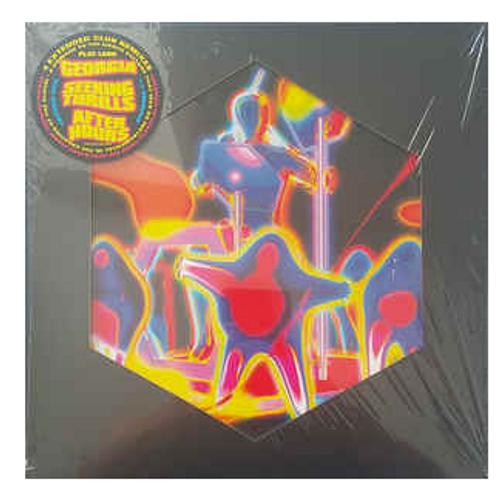 "RSD2021 GEORGIA – Seeking Thrills After Hours.   (Vinyl, 12"", 33 ⅓ RPM, EP, Yellow)"