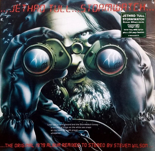 Jethro Tull - Stormwatch (Vinyl, LP, Album, Remastered, 180g)