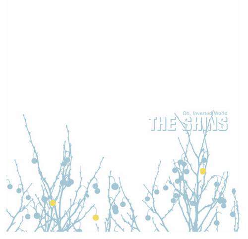 The Shins – Oh, Inverted World.   ( Vinyl, LP, Album, Limited Edition, Remastered, Blue [Light Blue Marbled])