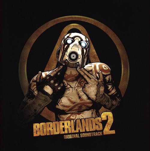 Borderlands 2 Original Soundtrack (4 x Vinyl, LP, Album, Limited Edition, Boxset)