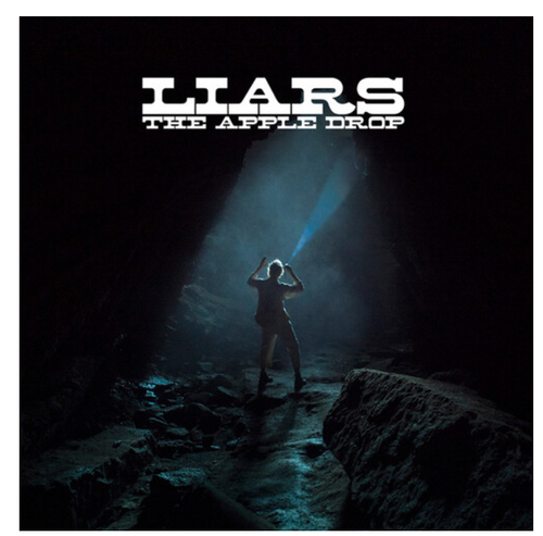 Liars – The Apple Drop.   (Vinyl, LP, Limited Edition, Stereo, Recycled Colour Vinyl)