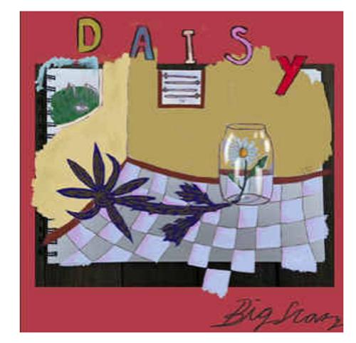 Big Scary – Daisy.   (Vinyl, LP, Album, Coral Pink Marble Vinyl)
