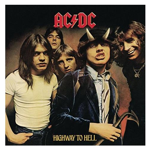 AC/DC – Highway To Hell.   ( Vinyl, LP, Album, Reissue, U.S.A)